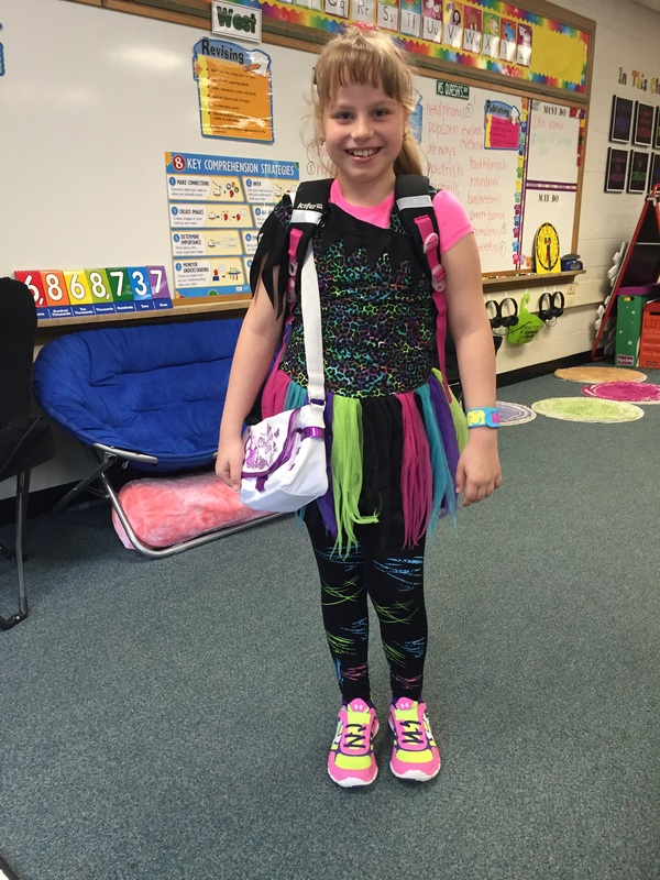Compound Word Dress Up Day